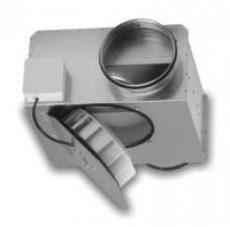 Helios SVR 125 B SlimVent radiális csőventilátor