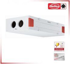 Helios KWL EC 220 D L Hővisszanyerős központi szellőző, baloldali