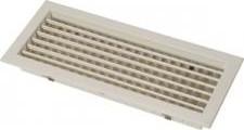 ATC SHVN 500x100 Kétsoros acél kültéri szellőzőrács
