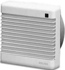 Helios HVR 150/2 RE Axiálventilátor elektromos zsaluval forgásirány váltható