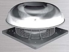 Rosenberg DH 400-4D tetőventilátor