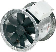 Maico DZR 25/4 D Axiális csőventilátor DN 250, háromfázisú váltóáram  Termékszám: 0086.0490