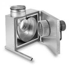 Helios MBD 355/4/4 MegaBox radiális ventilátor, 100°C-ig hőálló