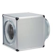 Helios GBD 400/4/4 GigaBox radiálventilátor