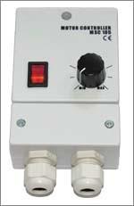 MSC 105 fordulatszám szabályozó