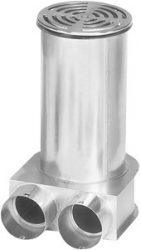 FRS flexibilis csőrendszer - NÁ75, padlórácskészlet  FRS-BKGS 2-75