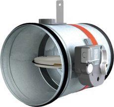CR120+MFUS 100• Kézi, kör keresztmetszetű tűzcsappantyú, 120 perc