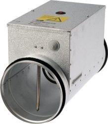 CVA-M 250-1200W-1f  Elektromos fűtő kalorifer beépített szabályzó nélkül