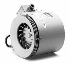 Helios RRK 250 EX Műanyagházas radiális csőventilátor