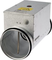 CVA-M 250-6000W-2f Elektromos fűtő kalorifer beépített szabályzó nélkül