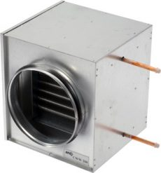 CWA 160 Melegvizes fűtőkalorifer
