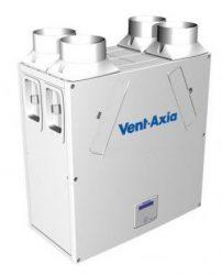 Vent-Axia LO-CARBON SENTINEL Kinetic Plus B Központi hővisszanyerős szellőzőberendezés BYPASS-al