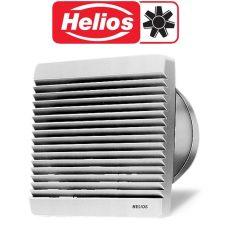 Helios HSW 200/4 Axiálventilátor befalazható műanyag belső ráccsal