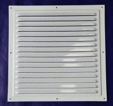 VENTS MVM400 Színterezett fehér esővédő fémrács