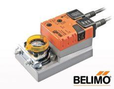 Belimo zsalumozgató motor, 10Nm, 2m2-ig, nyit-zár, 3-pont NM230A