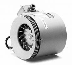 Helios RRK 180 EX Műanyagházas radiális csőventilátor