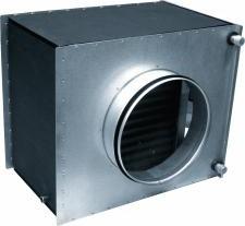 CWK 250 Hidegvizes hűtőkalorifer