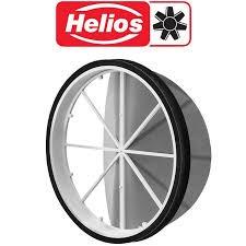 Helios RVE 080 Légtömör visszacsapószelep
