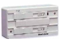 C 1,5 Vent-Axia fokozatmentes Ventilátor fordulatszám szabályozó