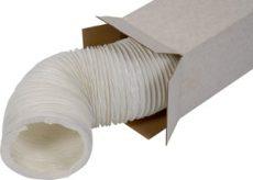 Flexibilis műanyag cső NA150