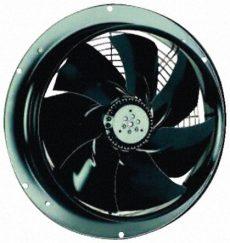 Ebm-Papst W4S250-CI02-01 fali axiális ventilátor